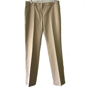 Brooks Brothers Advantage Flat Front Tan Chinos